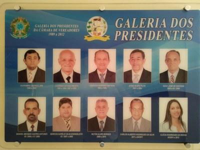 Galeria dos Presidentes