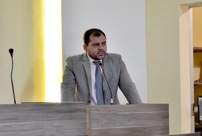 Dr. Maique Rocha Procurador da Câmara